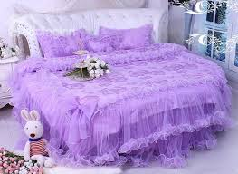 Princess Duvet Cover Butterfly Fairy And Flower Embroidery 2 Piece Micro Fiber Princess