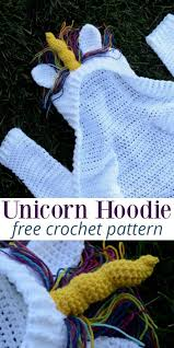 child size hoodie crochet pattern sizes 6 8