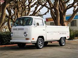 Chequered Flag Marina Del Rey 1971 Volkswagen Pickup For Sale Classiccars Com Cc 1051868