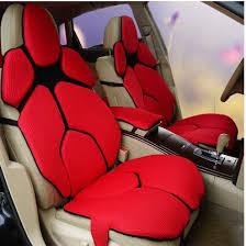 lamborghini car seat 2015 years newest car styling handmade unique fiber mesh cloth for
