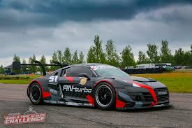 Audi R8 Drift - it comes from the land of ice and snow the audi r8 1 1 world