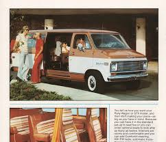Conversion Van Interiors Remember When Practically Every Family Had A Conversion Van