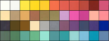 fascinating color match paint best image enamel color chart we can