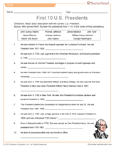 u s government printables lessons u0026 resources for teachers