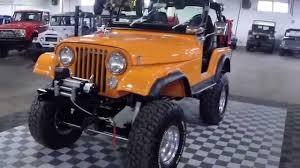 vintage jeep renegade 1972 jeep cj5 youtube