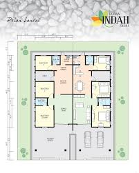 single story semi detached house plans home act