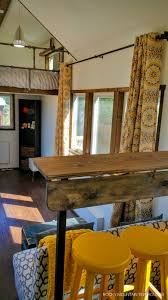 a 24 u2032 tiny house on wheels in albuquerque new mexico built using
