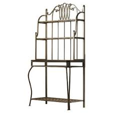 Storage Bakers Rack Bronze Baker U0027s Racks You U0027ll Love Wayfair