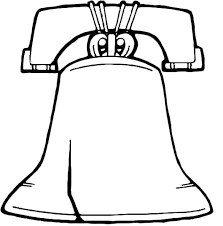 liberty bell coloring page fablesfromthefriends com