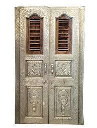 Entrance Door Design Antique Haveli Door Frame Only Entrance Solid Teak Wood Carved
