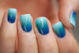 airbrush ombre nails how you can do it at home pictures designs