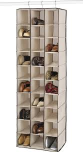 shoe rack hanging 30 pair hanging shoe organizer hanging shoe organizer shoes