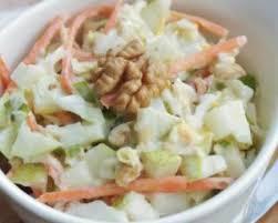 cuisiner du choux blanc recette de salade de chou blanc pommes et carottes