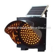 Solar Traffic Light - wholesale solar traffic signal solar emergency traffic light