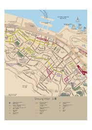 maps of hong kong tourist transport and street maps