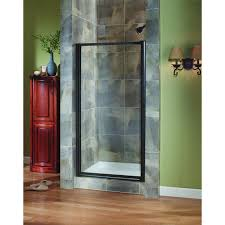 25 Shower Door Foremost Tdsw2565 Tides 23 25 Framed Pivot Shower Door