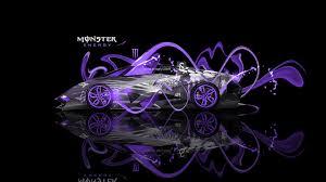 lamborghini egoista monster energy lamborghini egoista fantasy neon plastic car 2013