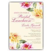 invitations for bridal luncheon bridal luncheon invitations bridesmaids luncheon invitations