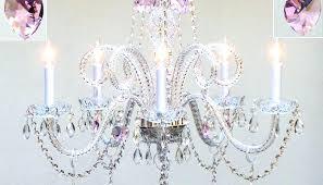 diy chandelier for girls room roselawnlutheran chandelier for