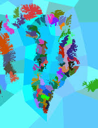 Greenland Map When I Posted A Map Of Greenland Without Ice Jeturcotte Said He