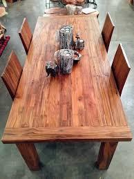reclaimed teak dining room table 50 best reclaimed teak furniture images on pinterest live edge