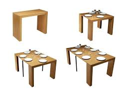 table cuisine modulable tables extensibles de cuisine table design extensible ronde