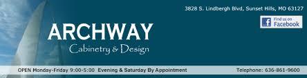 Kitchen Design St Louis Mo by Archway Cabinetry And Design Archway Kitchen And Bath Design In