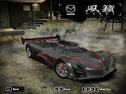 2008 mazda furai concept car wallpapers need for speed most wanted mazda furai concept nfscars