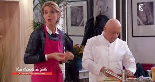 cuisine de julie les carnets de julie avec thierry marx la choucroute et