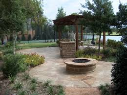Backyard Fire Pits Designs Design Guide For Outdoor Firplaces And Firepits Garden Design