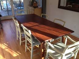 oak wood table legs beautiful red oak table featuring tapered dining table legs