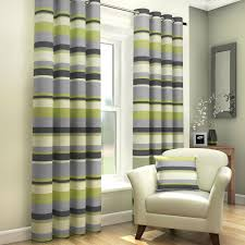 striped eyelet lined curtains green tony u0027s textiles