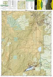 Colorado Springs Trail Map by Steamboat Springs Rabbit Ears Pass National Geographic Trails