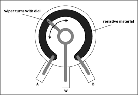 basic connecting a potentiometer electrical engineering stack