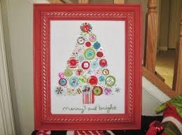 framed button tree sewmod
