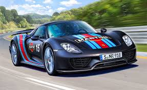 porsche 918 racing amazon com revell revell07027 19 4cm