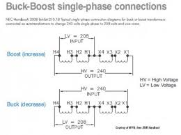wiring diagram for a buck boost transformer u2013 readingrat net