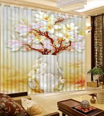 Magnolia Home Decor by Online Buy Wholesale Magnolia Curtains From China Magnolia