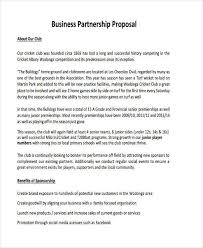 sample partnership proposal template hitecauto us