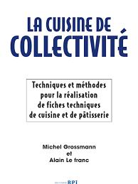 fiche technique cuisine collective c7050 la cuisine de collectivit c3 a9