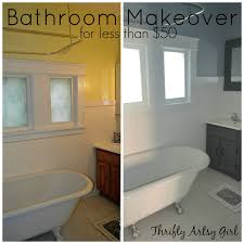 Shades Of Grey Paint by The Power Of Paint Shades Of Grey Apartment Bathroom Reveal