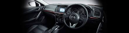mazda sporty cars sporty car interior and driving environment mazda6 sedan