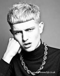 uk mens hairstyles top 50 short mens hairstyles square blunt bangs texture cut