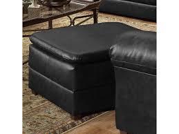 Simmons Ottoman Simmons Upholstery 6152 6152ottoman Cushion Topped Ottoman