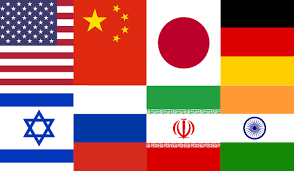 History Of The German Flag The Eight Great Powers Of 2017 The American Interest