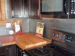 tin backsplashes for kitchens tin backsplash roll savitatruth