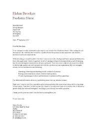 cover letters for nurses 12 recommendation letter nursing