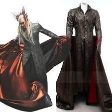 Lord Rings Halloween Costume Lord Rings Hobbit Thranduil Halloween Cosplay Costume