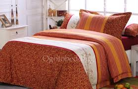 Orange Comforter Burnt Orange Comforter Set Home Design Ideas