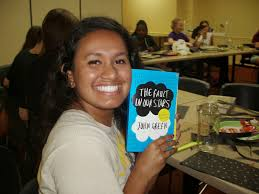 The Fault In Our Stars Resume Teen Book Club U2013 The Fault In Our Stars Lindsay Cummings